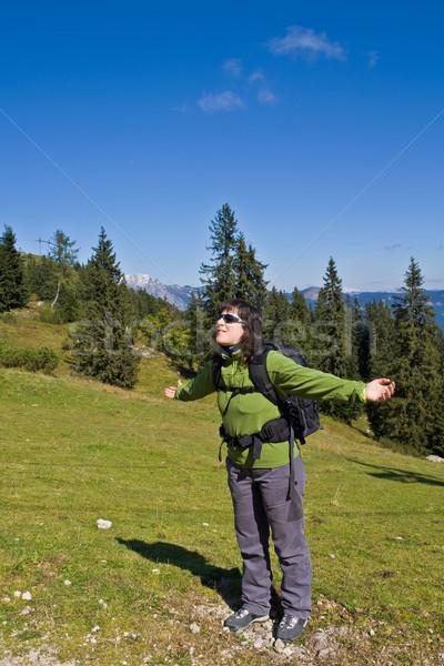 Looking to the horizon Stock photo © broker