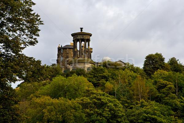 Dugald Stewart Monument Stock photo © broker