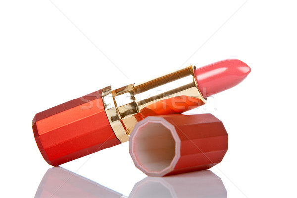 Red lipstick Stock photo © broker