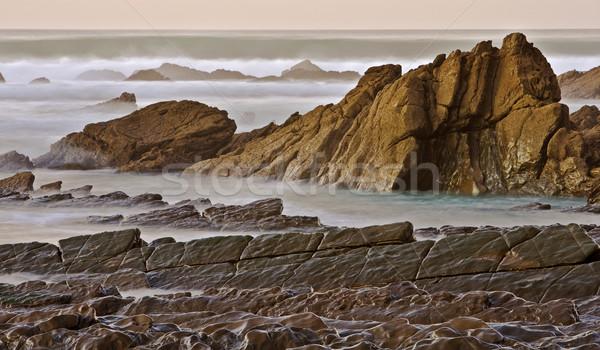 Beautiful coastline Stock photo © broker