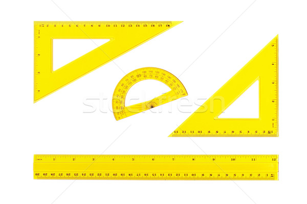 Drafting measurement tools Stock photo © broker