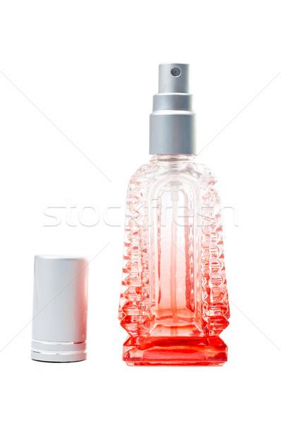 ボトル 香り ソフト 影 白 健康 ストックフォト © broker