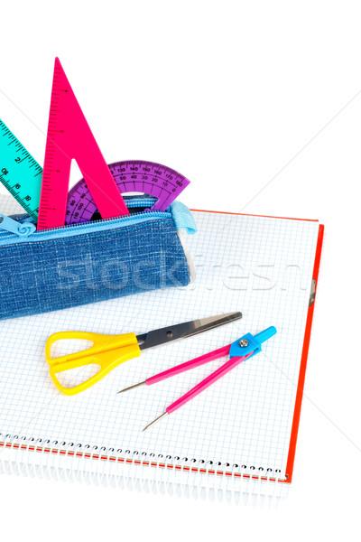 School supplies Stock photo © broker
