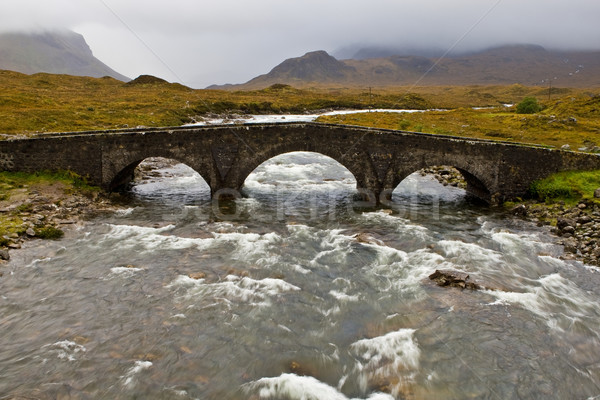 Bridge on Sligachan Stock photo © broker