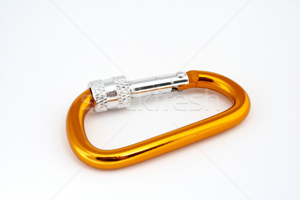 Locking carabiner Stock photo © broker