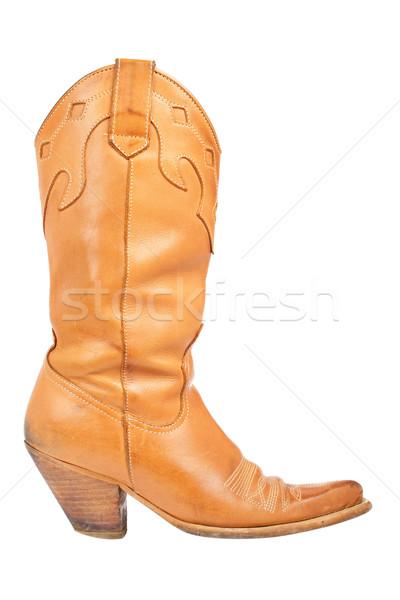 Cowboy boot Stock photo © broker