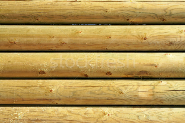 Details of the wood wall Stock photo © broker