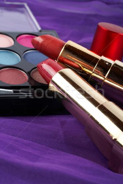 Pormenor macro tiro raso Foto stock © broker