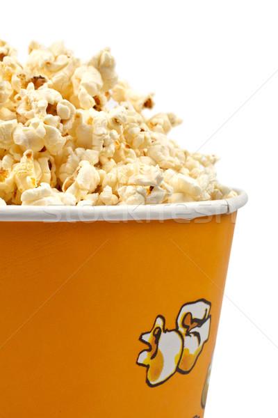 Popcorn in a bucket Stock photo © broker