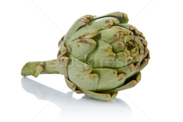 Fresh and tasty artichoke Stock photo © broker