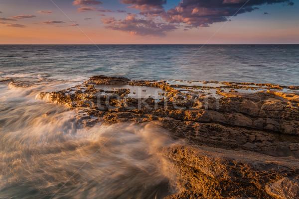 Golden light Stock photo © broker
