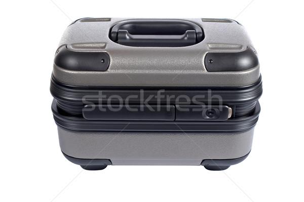 Hard suitcase Stock photo © broker
