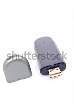Usb ペン ドライブ メモリ ポータブル フラッシュ ストックフォト © broker