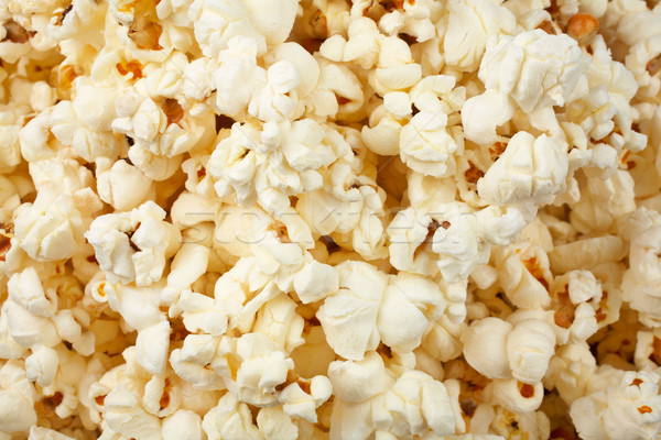 Popcorn background Stock photo © broker