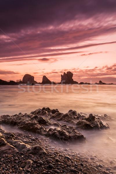 Sunset Stock photo © broker