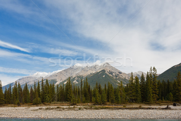Simpson River, Canada Stock photo © broker