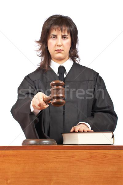Sentencing Stock photo © broker