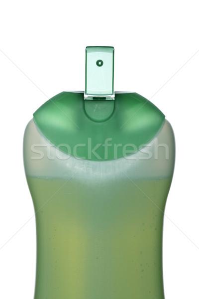 Plástico garrafa sabão xampu isolado Foto stock © broker