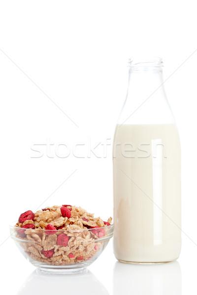 Healthy and tasty breakfast Stock photo © broker