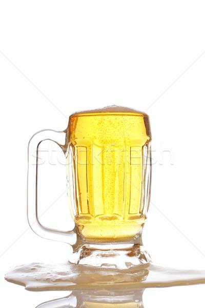 Beer mug Stock photo © broker