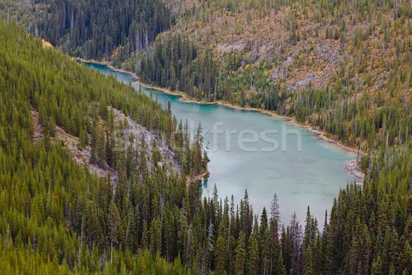 Vista Lake, Canada Stock photo © broker