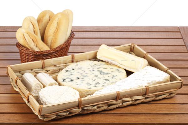 Cheese Stock photo © broker