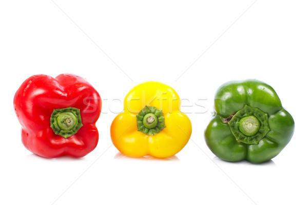 Bells peppers Stock photo © broker