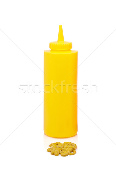 Mustard bottle Stock photo © broker