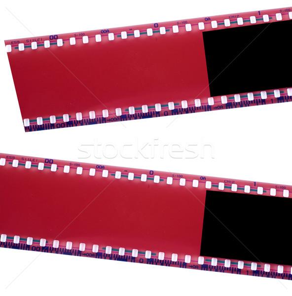 Stock photo: Film strip