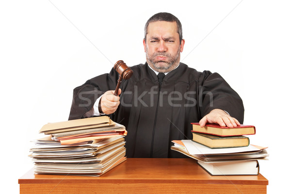 Angry Stock photo © broker