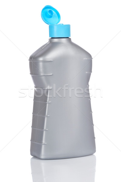 Opened plastic detergent bottle Stock photo © broker