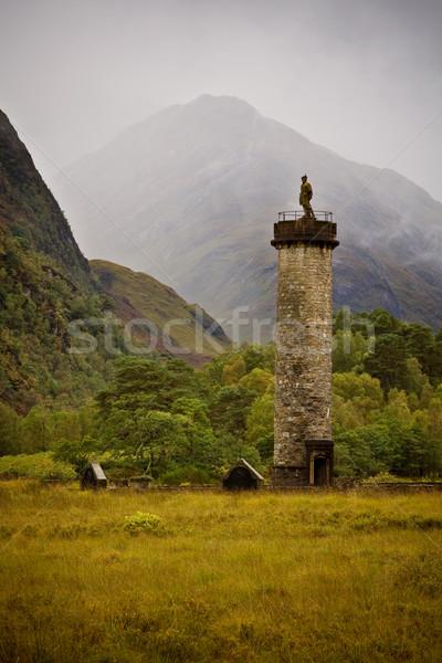 Glenfinnan Monument Stock photo © broker