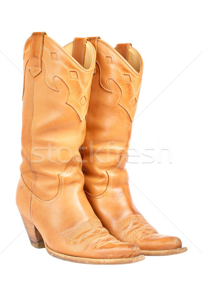 Cowboy boots Stock photo © broker