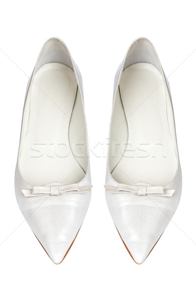 Woman shoes isolated Stock photo © broker