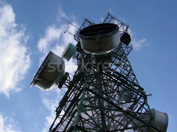 Tower of communications                                Stock photo © broker