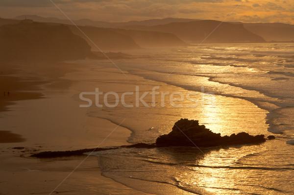 Восход испанский воды стены Сток-фото © broker