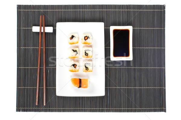 Japanese dinner Stock photo © broker