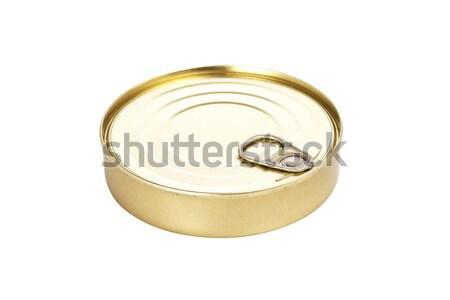 Food tin can Stock photo © broker