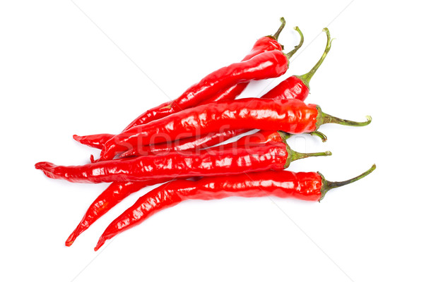 Red peppers Stock photo © broker