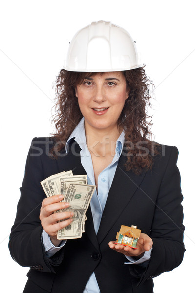 House and money Stock photo © broker