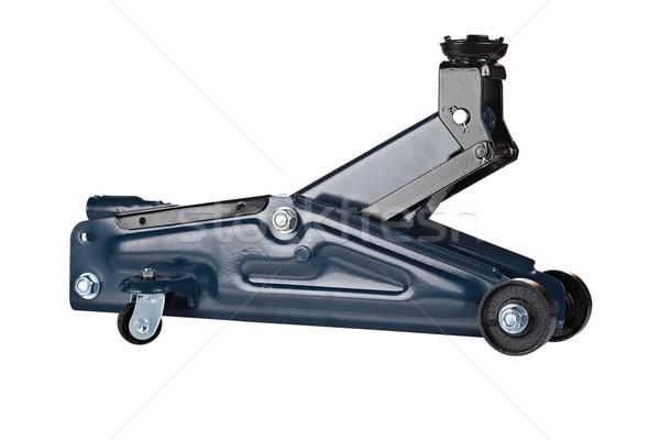 Hydraulic floor jack Stock photo © broker