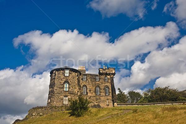 Observatory House Stock photo © broker