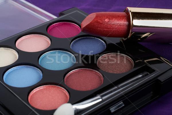 Detail of assortment of makeups Stock photo © broker