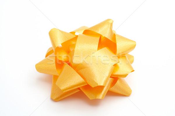 Yellow ribbon Stock photo © broker