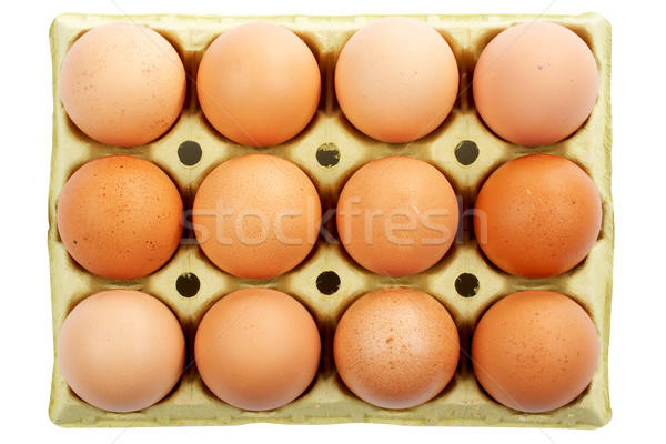 Eggs Stock photo © broker