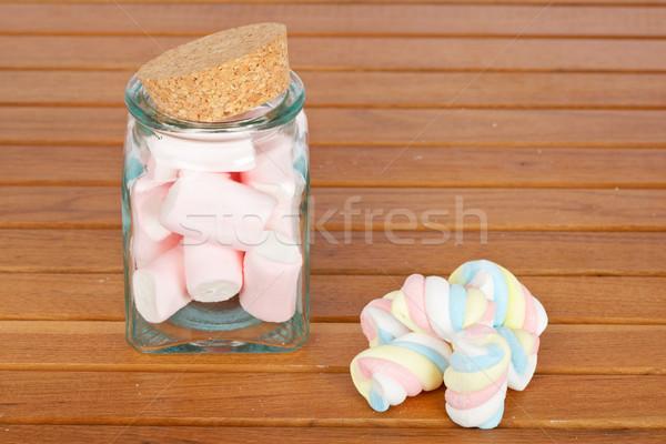 Marshmallows Stock photo © broker