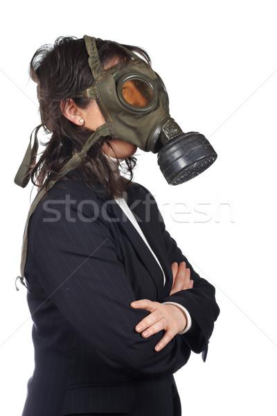 Ecological disaster Stock photo © broker