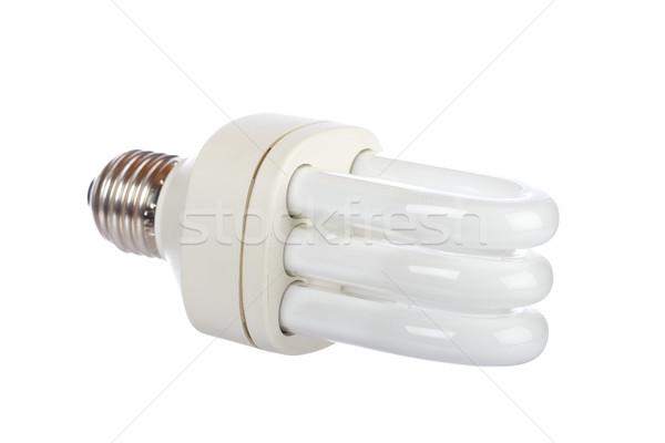 Energy saving bulb Stock photo © broker