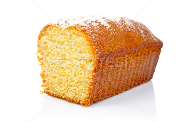 Half of cake Stock photo © broker