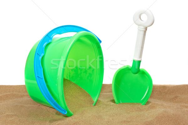 Beach toys Stock photo © broker